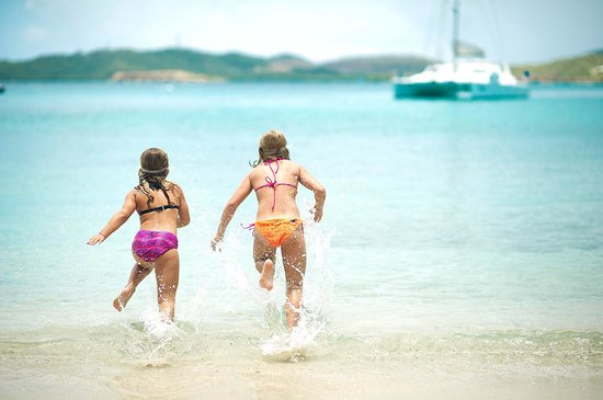 Secret Harbour Beach Resort: Beach vacation fun for families