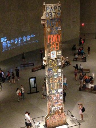 The National 9/11 Memorial & Museum: 9/11 Museum