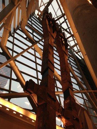 The National 9/11 Memorial & Museum: WTC foundation