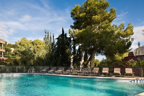 Hesperia Ciutat Mallorca : Swimming pool