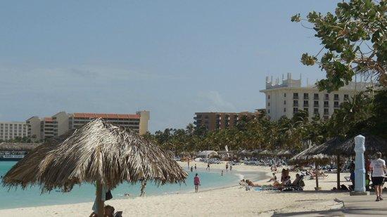 Palm Beach : Hip happening beach scene