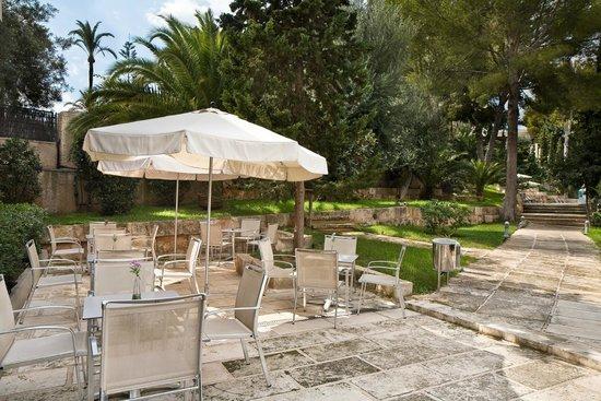 Hesperia Ciutat Mallorca : Terrace
