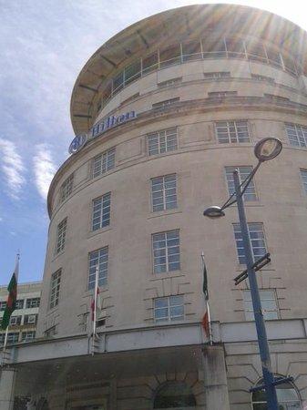 Hilton Cardiff: Hotel
