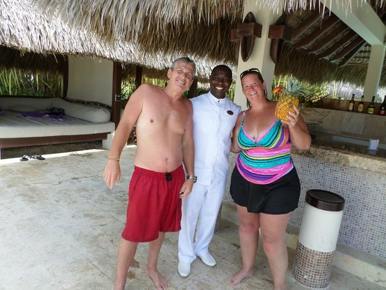 Paradisus Punta Cana Resort : Our Butler Rondon