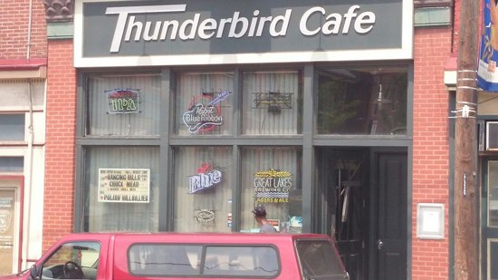 Thunderbird Cafe: In the daytime
