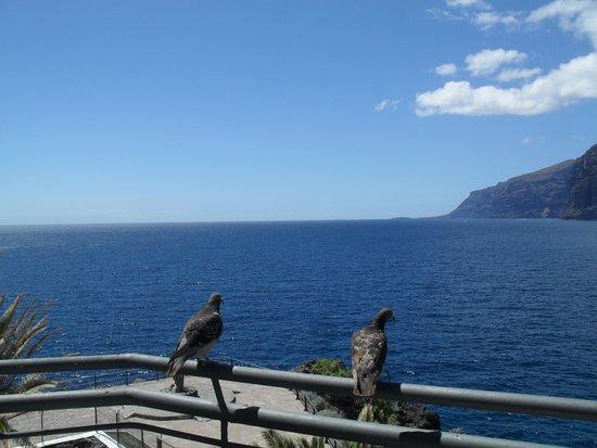 Barcelo Santiago : from the balcony