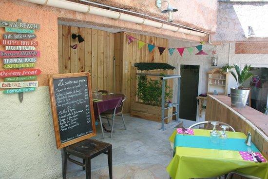 Restaurant Lou Cigaloun Saint Antonin Du Var