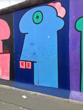 East Side Gallery: arte