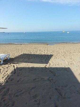 Lycus Beach Hotel: Beach