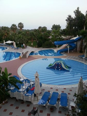 Lycus Beach Hotel: Pool