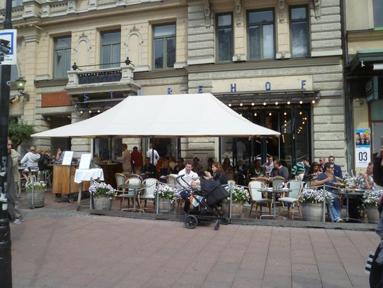 Sturehof : restaurant exterior