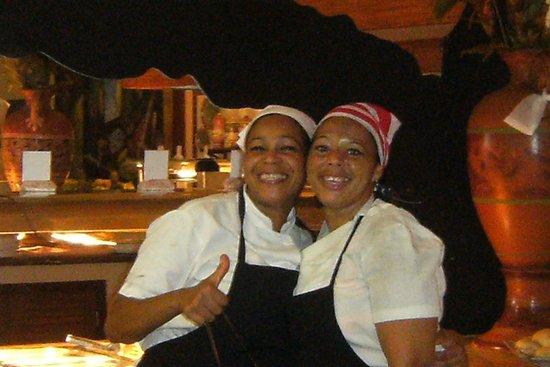 Memories Varadero Beach Resort: Sornerys and her partner