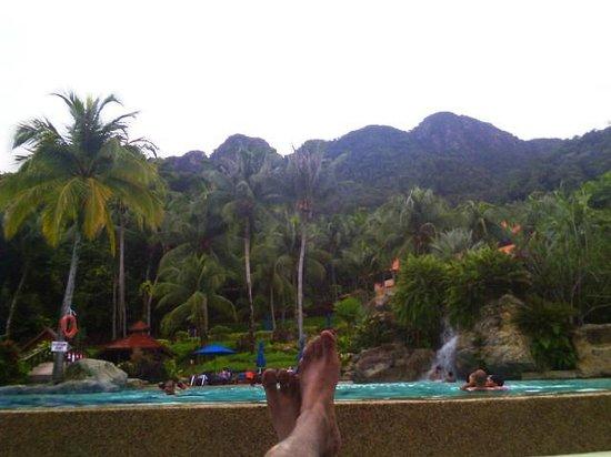 Berjaya Langkawi Resort - Malaysia: the  pool ...lovely