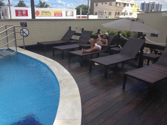 Best Western Premier Majestic Ponta Negra Beach: Piscina