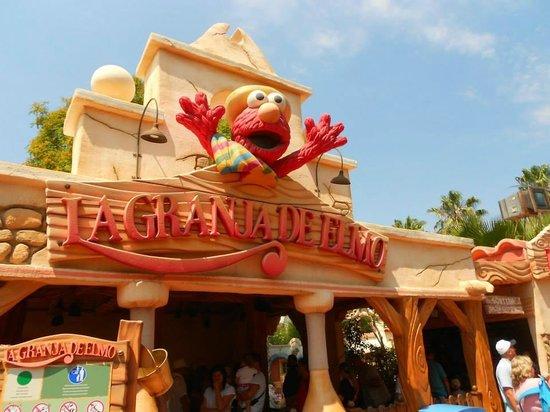 PortAventura World: Elmo Store