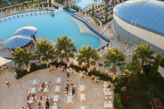 Buyuk Anadolu Didim Resort: Sea View