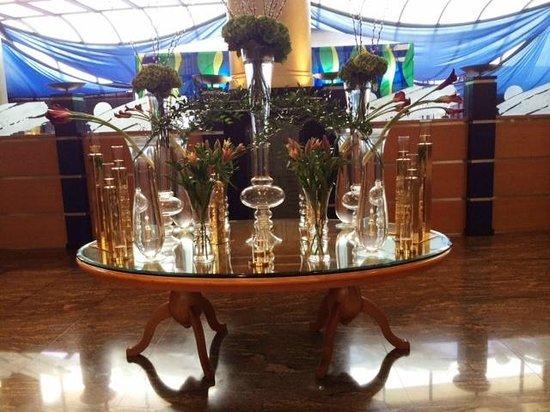 Le Royal Meridien Beach Resort & Spa: Lobby