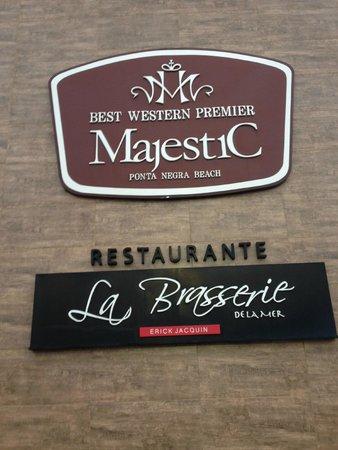 BEST WESTERN PREMIER Majestic: Fachada do hotel