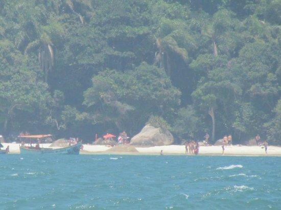 Campeche island: Ilha do Campeche Floripa