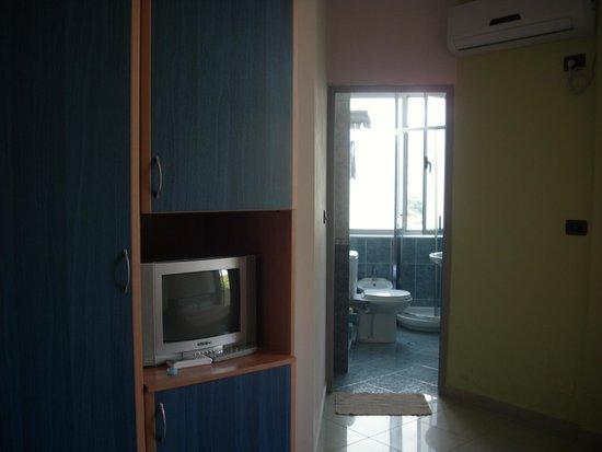 Hotel Alvero : Blick ins Bad