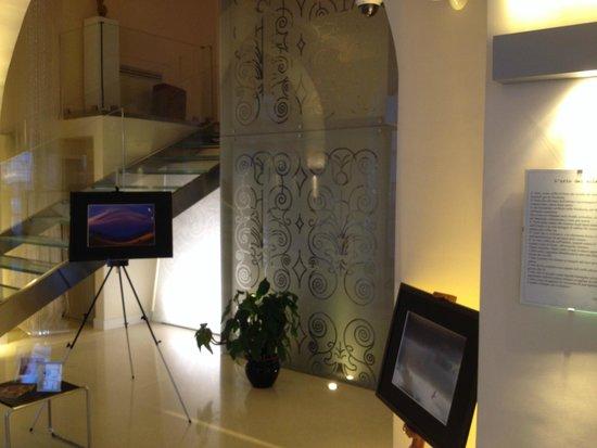 Hotel Duchi Vis a Vis: la hall