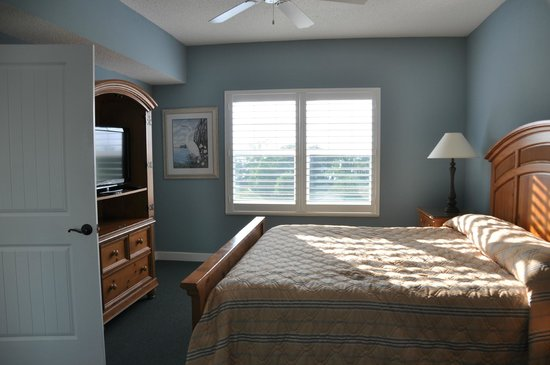 Bluewater Resort and Marina : bedroom