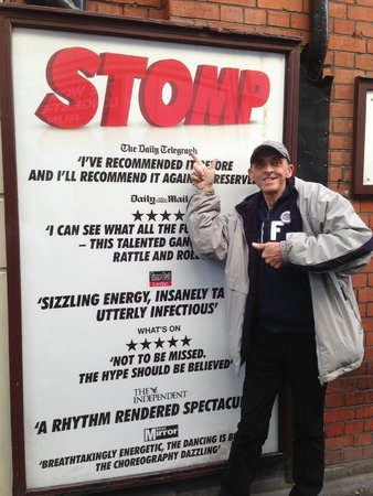 Stomp: outside show