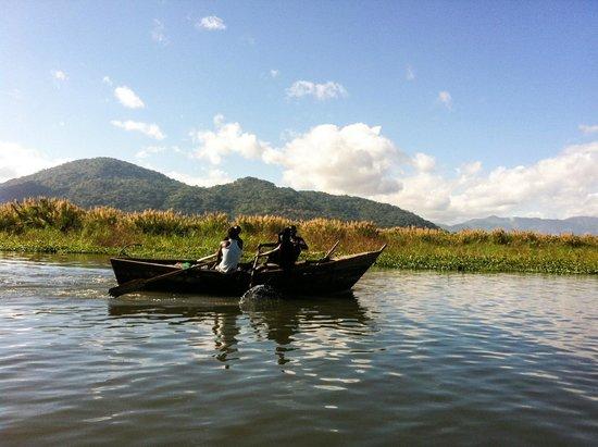 Liwonde Safari Camp : Shire River Fishermen
