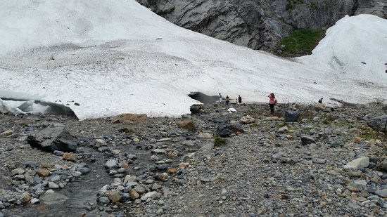 Big Four Ice Caves: The Ice Caves