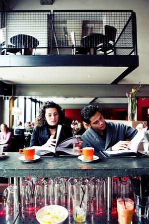 STROOM Rotterdam: Restaurant