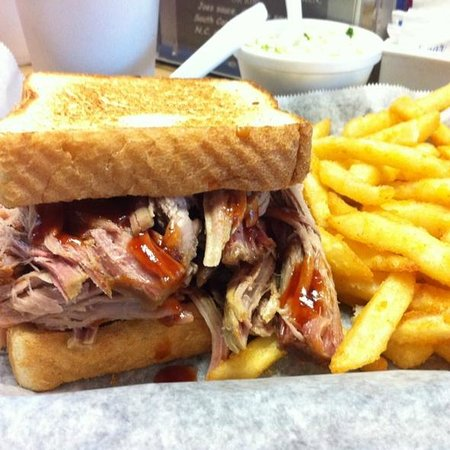 BBQ Joes: The Pulled Joe