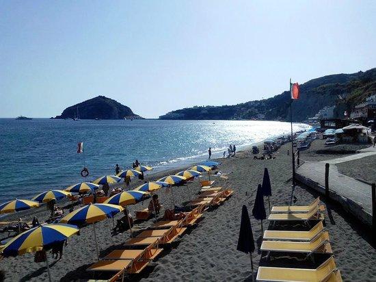 Albergo Villa Giusto: la spiaggia dei maronti a 2 passi dall albergo!!!