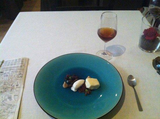 Restaurant Montiel: Desert
