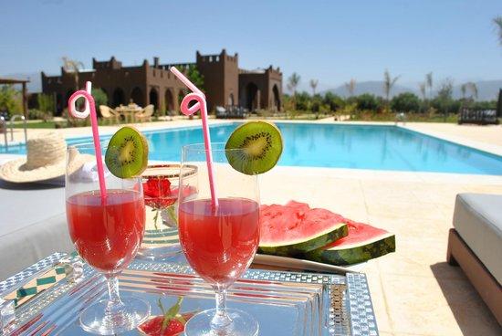 Lalla Takerkoust, Марокко: kasbah view