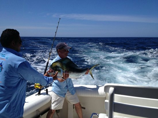 Four Seasons Resort Costa Rica at Peninsula Papagayo : Charter Fishing Trip