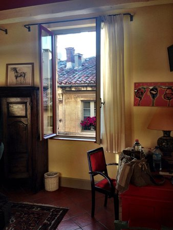 Hostellerie Provencale : Our room