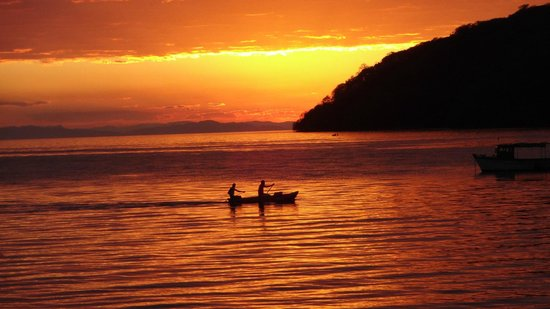 Thumbi View Lodge: Best susets in Malawi?