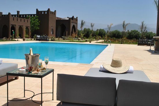Lalla Takerkoust, Марокко: piscine