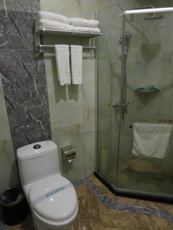 Heinl Hotel: bathroom