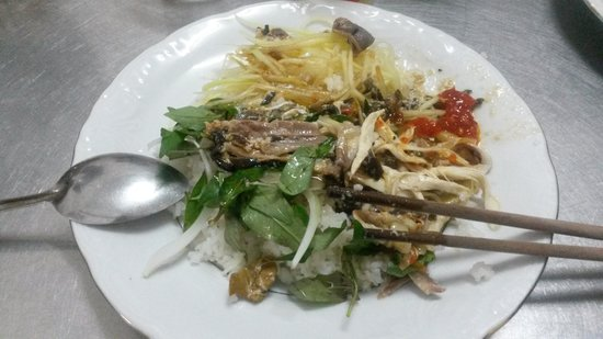 Hoi An NGO Homestay: mmm, delicious!