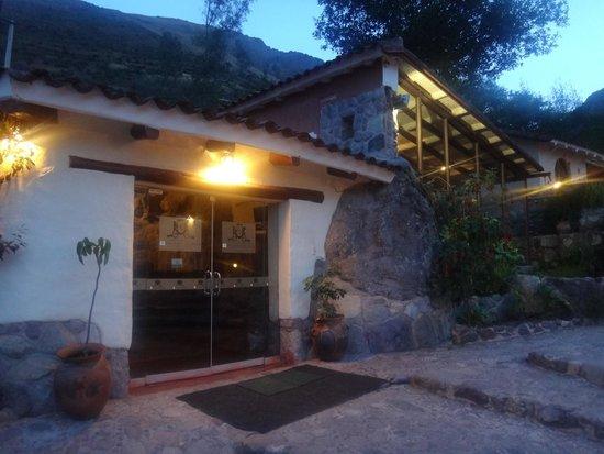 Hotel Hacienda del Valle: フロント棟