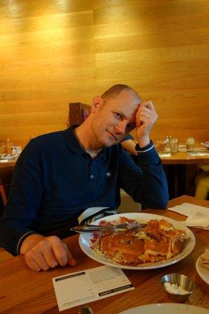 Wildberry Pancakes and Cafe : strapieno