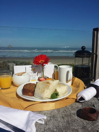 Ocean Point Inn & Spa: Best way to start your morning