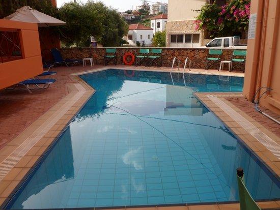 Hotel Elotia: pool