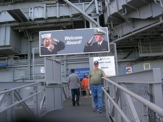 Musée de l'USS Midway : Midway