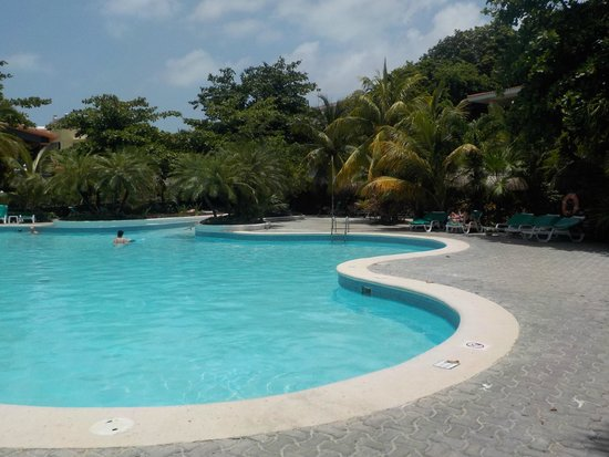 Hotel Riu Playacar: pool