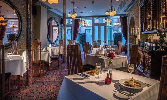 Trinity City Hotel: Trinity City Restaurant