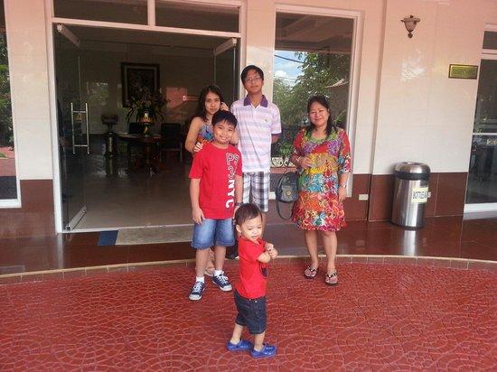 Emiramona Garden Hotel: Nice stay...