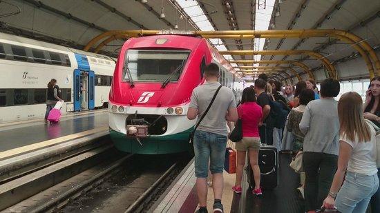 Leonardo Express: Leonardo train