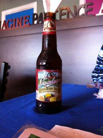 Frijoles y Chilangas: cerveza suave y rica